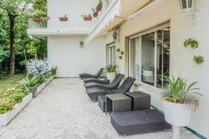 Villa Michael : Veranda