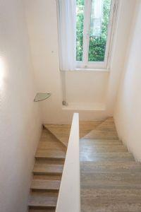 Villa Michael : Scale di marmo