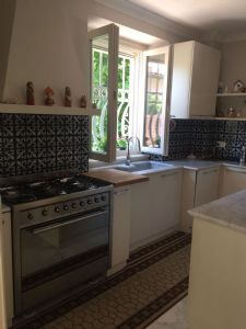 Ville del Borgo : Kitchen