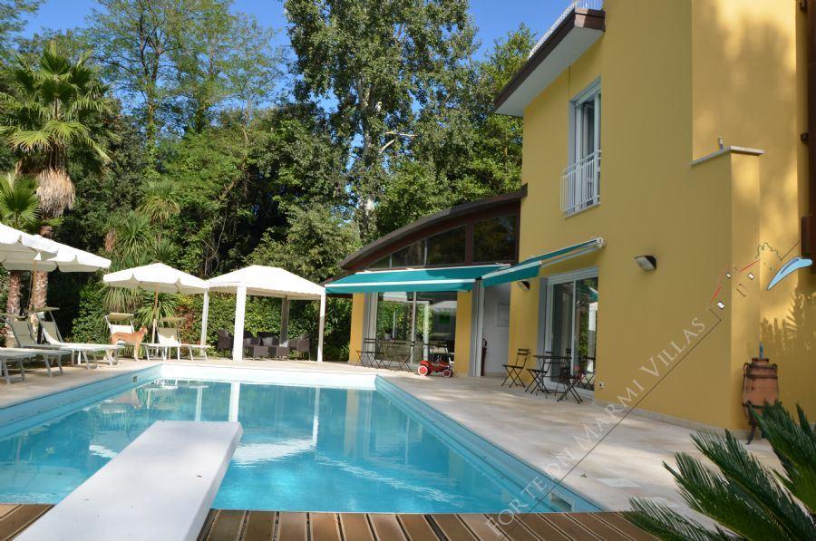Villa Marina in Fiore : Outside view