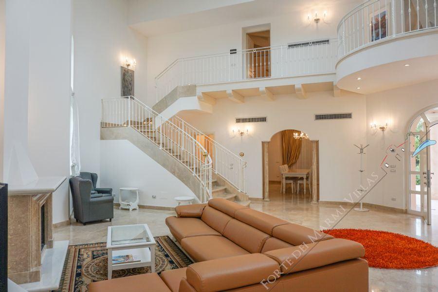 Villa Harmony : Salone