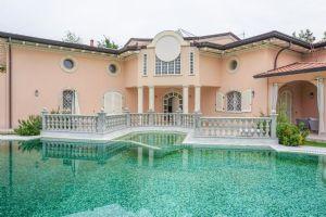 Villa Harmony: Отдельная вилла Форте дей Марми