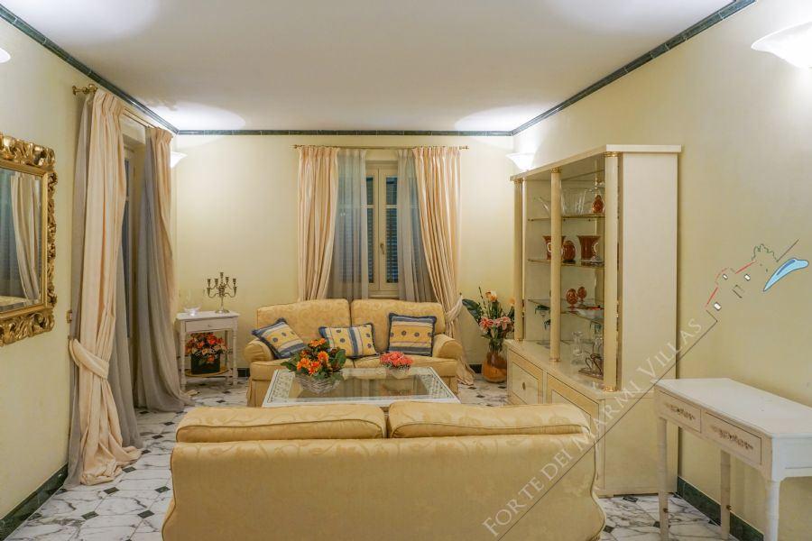 Appartamento dei Signori : Salotto