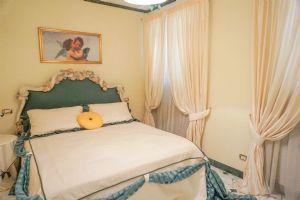 Appartamento Margherita : спальня с двуспальной кроватью