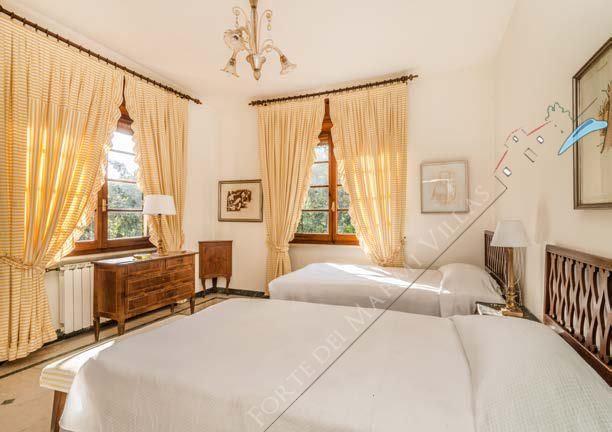 Villa Almarosa +  dependance : Camera doppia