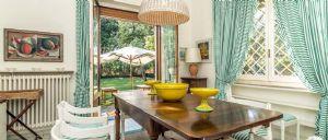 Villa Almarosa : Dining room