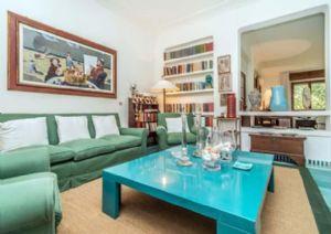 Villa Almarosa : Lounge