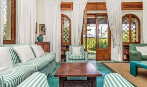 Villa Almarosa : Гостиная