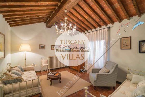 Villa Datcha : Salone