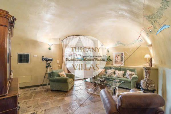 Villa Datcha : Vista interna