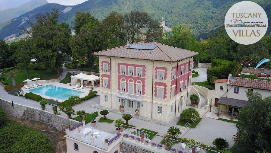 Villa Datcha villa singola in vendita Pietrasanta