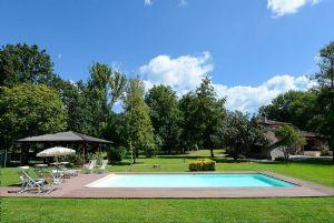 Villa   green park +  dependance