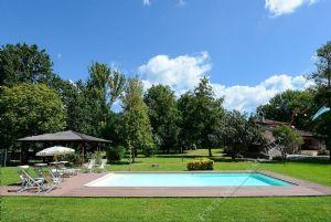 Villa   green park +  dependance : Detached villa Pietrasanta