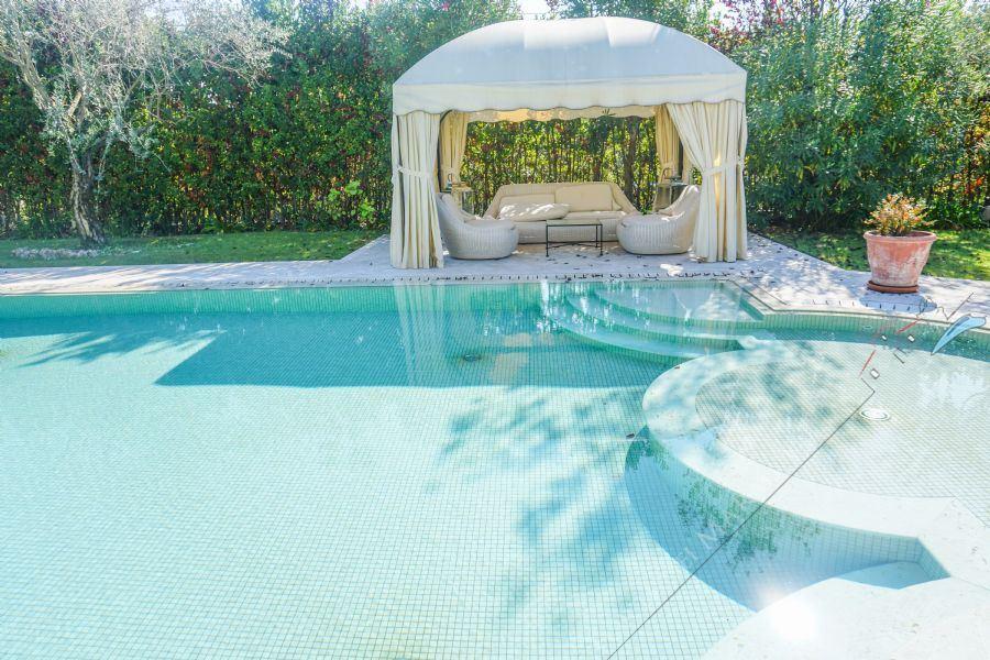 Villa Gilda : Garden