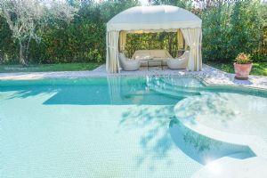 Villa Gilda : Giardino