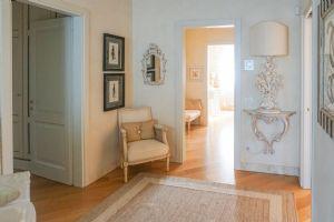 Villa Gilda : Vista interna