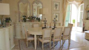 Villa Gilda : Sala da pranzo