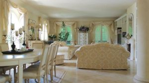 Villa Gilda : Salone