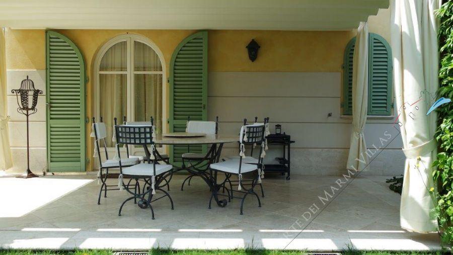 Villa Gilda : Veranda