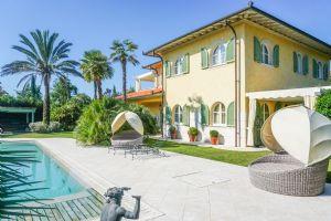 Villa Gilda: Отдельная вилла Форте дей Марми