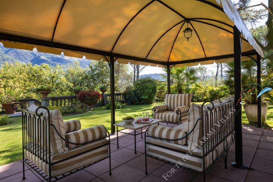 Villa Colletto Camaiore  : Outside view