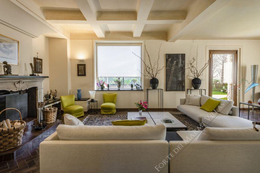 Villa Colletto Camaiore  : Lounge