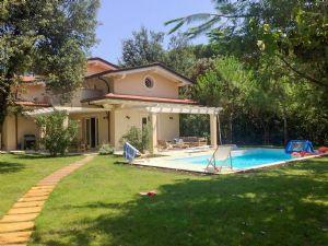 Villa Majorana: Detached villa Marina di Pietrasanta