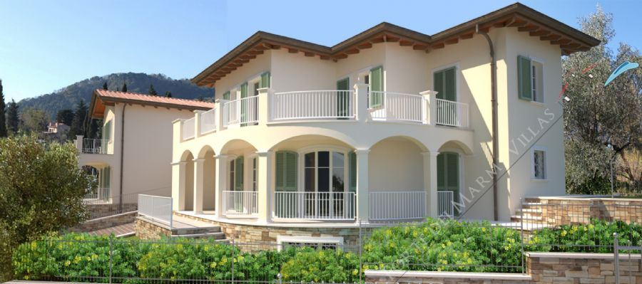 Ville Oliveto detached villa for sale Camaiore