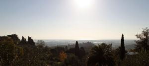 Ville Oliveto : Вид снаружи