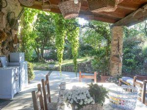 Villa La Rustica : Веранда