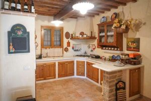 Rustico del Mare : Kitchen