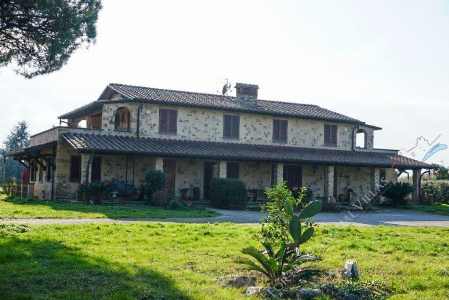Rustico del Mare Detached villa  for sale  Camaiore