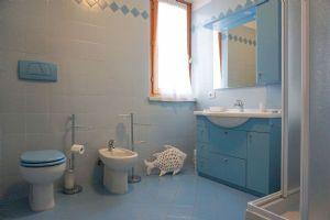 Appartamento Fiori : Bagno con doccia