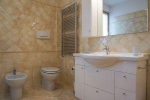 Appartamento Fiori : Bagno con vasca