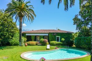 Villa Meraviglia villa singola in affitto Centro Forte dei Marmi