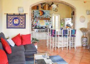 Villa Arabesca : Lounge