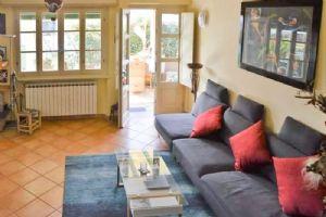 Villa Arabesca : Salotto