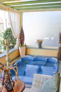 Villa Arabesca : Veranda
