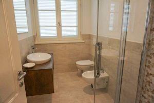 Villa Clarinetto : Bagno con doccia