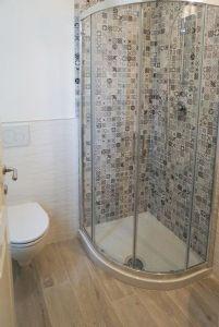 Villa Clarinetto : Ванная комната с душем