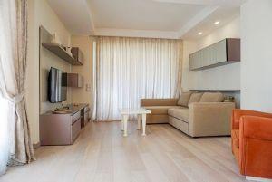 Villa Glicine : Гостиная