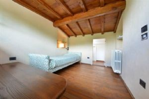 Villa Chiantigiana : Single room