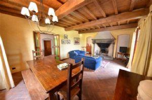 Villa Chiantigiana : Lounge
