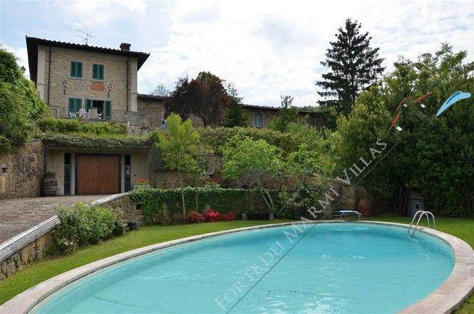 Villa Chiantigiana Отдельная вилла Аренда Кьянти