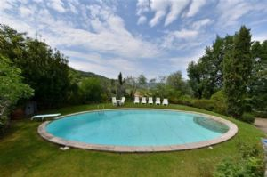 Villa Chiantigiana : Swimming pool