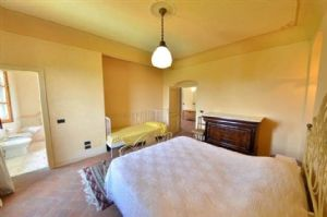 Villa Chiantigiana : Double room