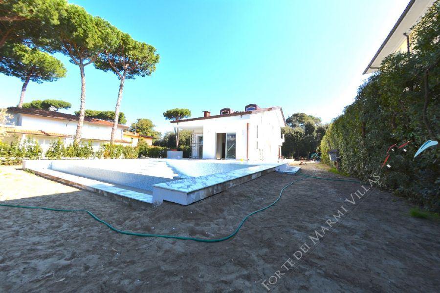 Villa Demetra - Detached villa Marina di Pietrasanta