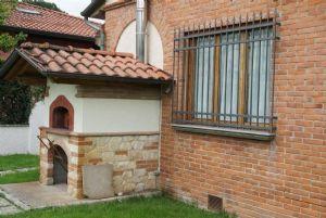 Villa Geranio : Вид снаружи