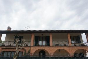 Villa Geranio : Outside view