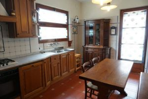 Villa Geranio : Kitchen